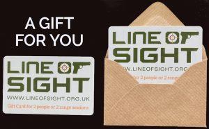 Shooting Experience Gift Card